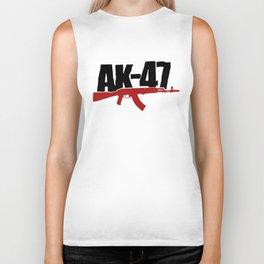 AK-47 Biker Tank