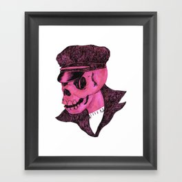 Leader of the Pack Framed Art Print