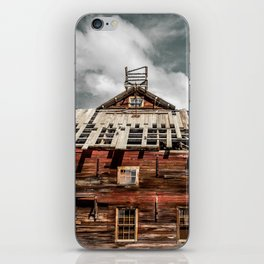 Imminent collapse iPhone Skin