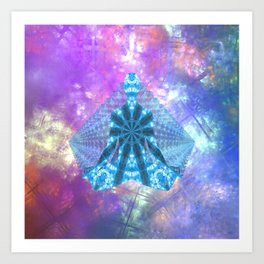 Parallel Existence Art Print