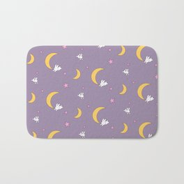 Usagi Tsukino Sheet Duvet - Sailor Moon Bunnies Bath Mat