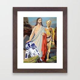 Photo Op Framed Art Print