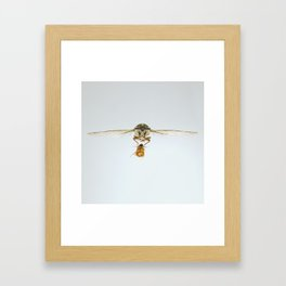 I Want To Know Everything Framed Art Print