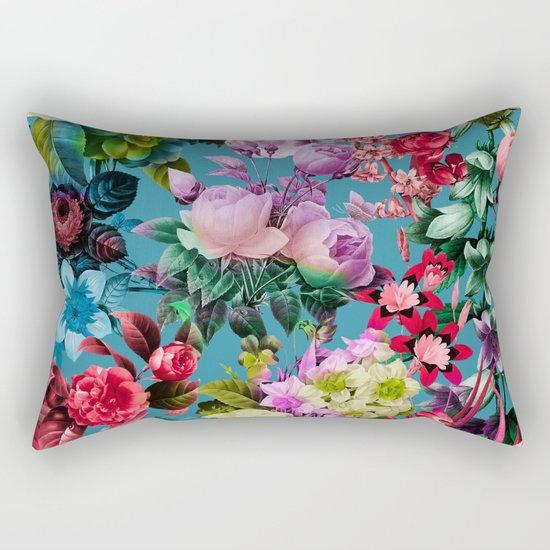 SUMMER BOTANICAL V Rectangular Pillow