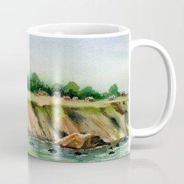 Whitesboro Cove, Albion, Mendocino County, CA Coffee Mug