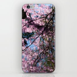 Spring Reflections iPhone Skin