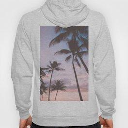 Pastel Palm Trees Hoody