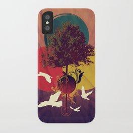 Wondertree iPhone Case