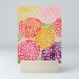 Jelly Bean Bouquet Mini Art Print