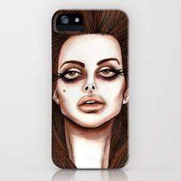 LDR No. 4 iPhone Case