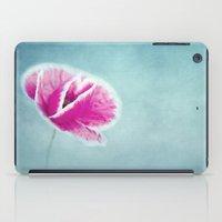 emma stone iPad Cases featuring Emma by lucyliu