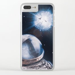 Epiphany Clear iPhone Case
