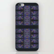 The Calligraphers Madness III iPhone & iPod Skin