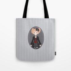 Lucy (Dark Version) Tote Bag