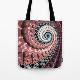 Lumpy Snail Tote Bag
