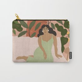 Life With Plants Carry-All Pouch