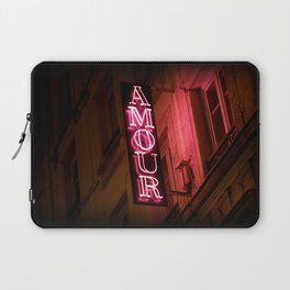Oh l'amour indolence Laptop Sleeve