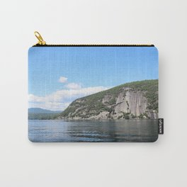 Summer's End: Roger's Rock on Lake George Carry-All Pouch