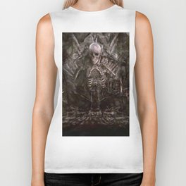 The Human Bone Organ Pipe - The Goonies Biker Tank