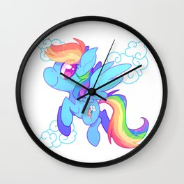 Speedster Wall Clock