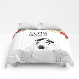 Year of the Dog - Great Dane Comforters