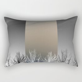 Dreary Rectangular Pillow