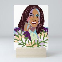Madam Vice President for the People Mini Art Print