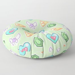 Legend of Zelda Pattern Floor Pillow