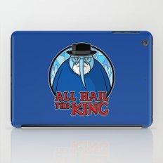 The King of Ice iPad Case