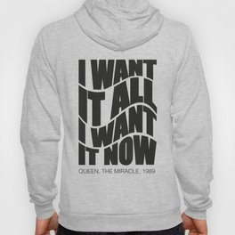 I WANT IT! Hoody