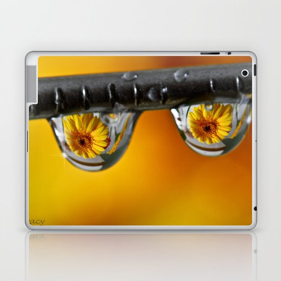 Sunshine Drops Laptop & iPad Skin