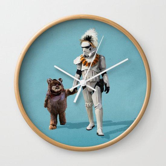 Star Wars Buddies Wall Clock