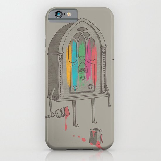 Identity Crisis iPhone & iPod Case