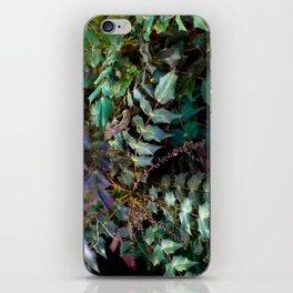 green it iPhone Skin