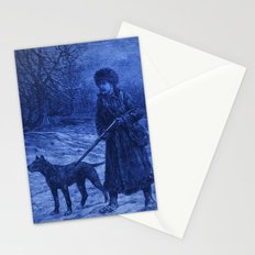 The Trapper (Vintage Reproduction) Stationery Cards