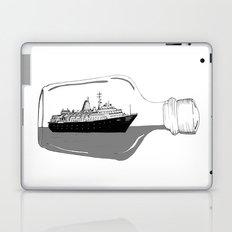 ship in a bottle Laptop & iPad Skin