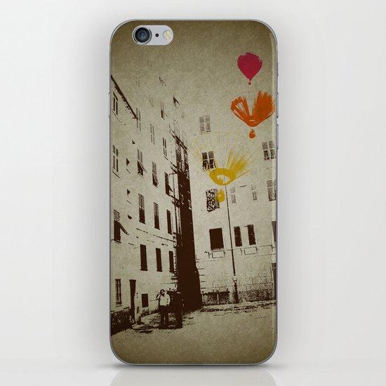 via di qua 1-2-3 iPhone & iPod Skin