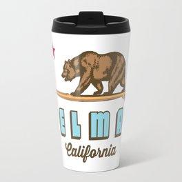 Del Mar - California. Travel Mug