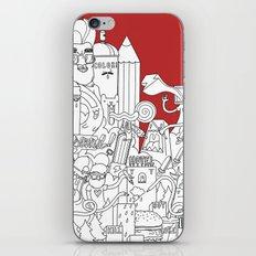 Citylife iPhone & iPod Skin