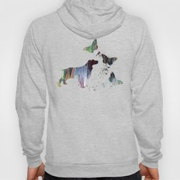 Spaniel Artwork Hoody