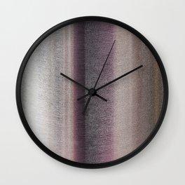Nuances Wall Clock