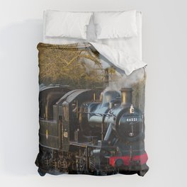 Kinchley curve Duvet Cover