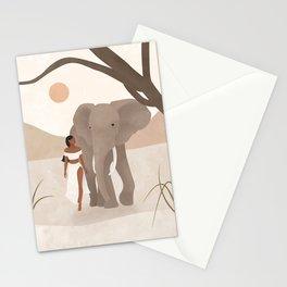 Spirit Animal – Elephant Stationery Cards
