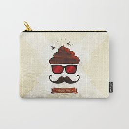 Hipster Hat Carry-All Pouch
