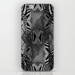 Lost in Ink iPhone Skin