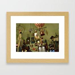 Knick Knacks Framed Art Print