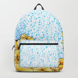 Cantharellus noumeae coral Backpack