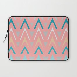 Pastel Chevron 2 Laptop Sleeve