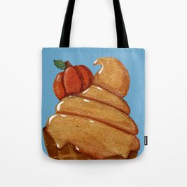Pumpkin Custard Tote Bag