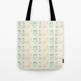 Nicole Archer's Anatomy of a Penis Tote Bag